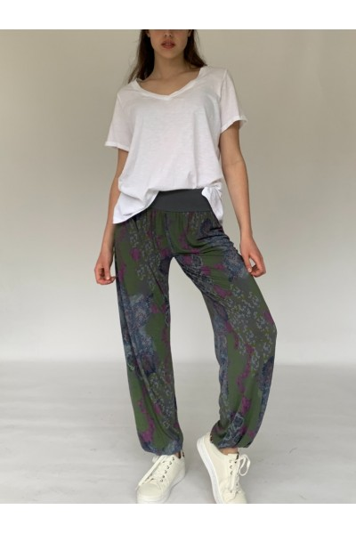 Reptile Jersey Slouchies