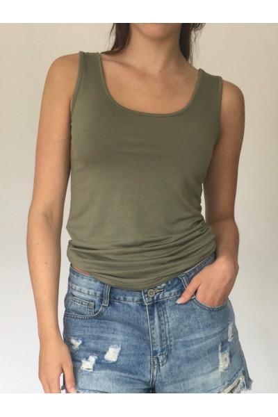 Military Plain Vest