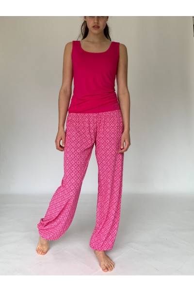 Pink Filli Slouchies