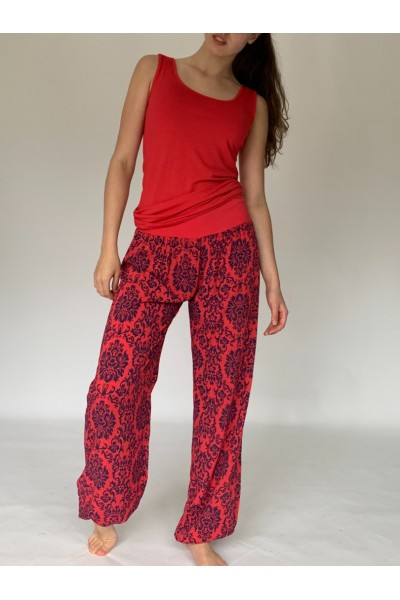 Red Baroque Slouchies
