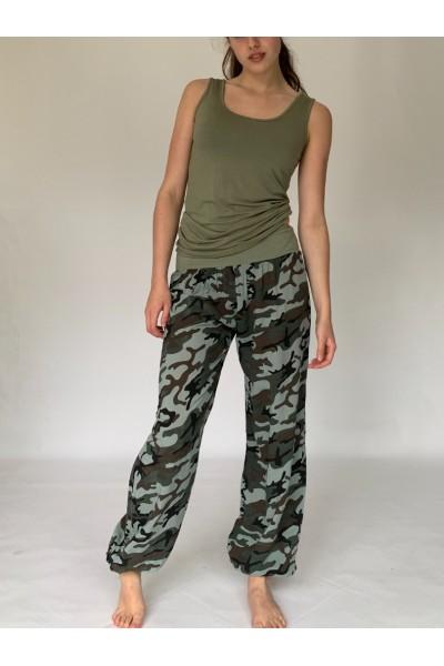Military Camo Slouchies