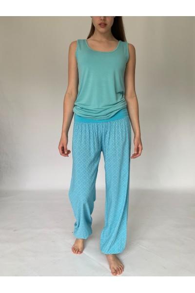 Turquoise Filli Slouchies