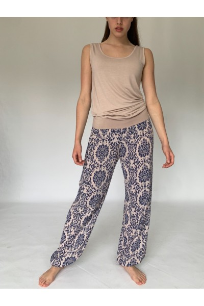 Light Pink Baroque Slouchies
