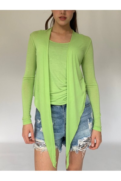 Willow Wrap-Lime Green