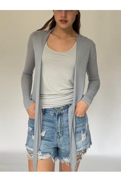 Willow Wrap-Light Grey