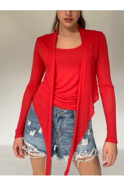 Willow Wrap - Red
