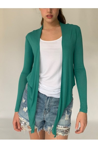 Willow Wrap - Teal