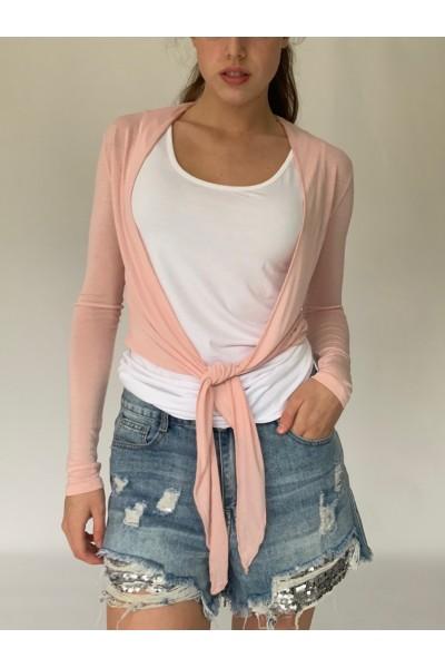 Willow Wrap - Pastel Pink