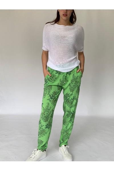 Green Palm Cushies
