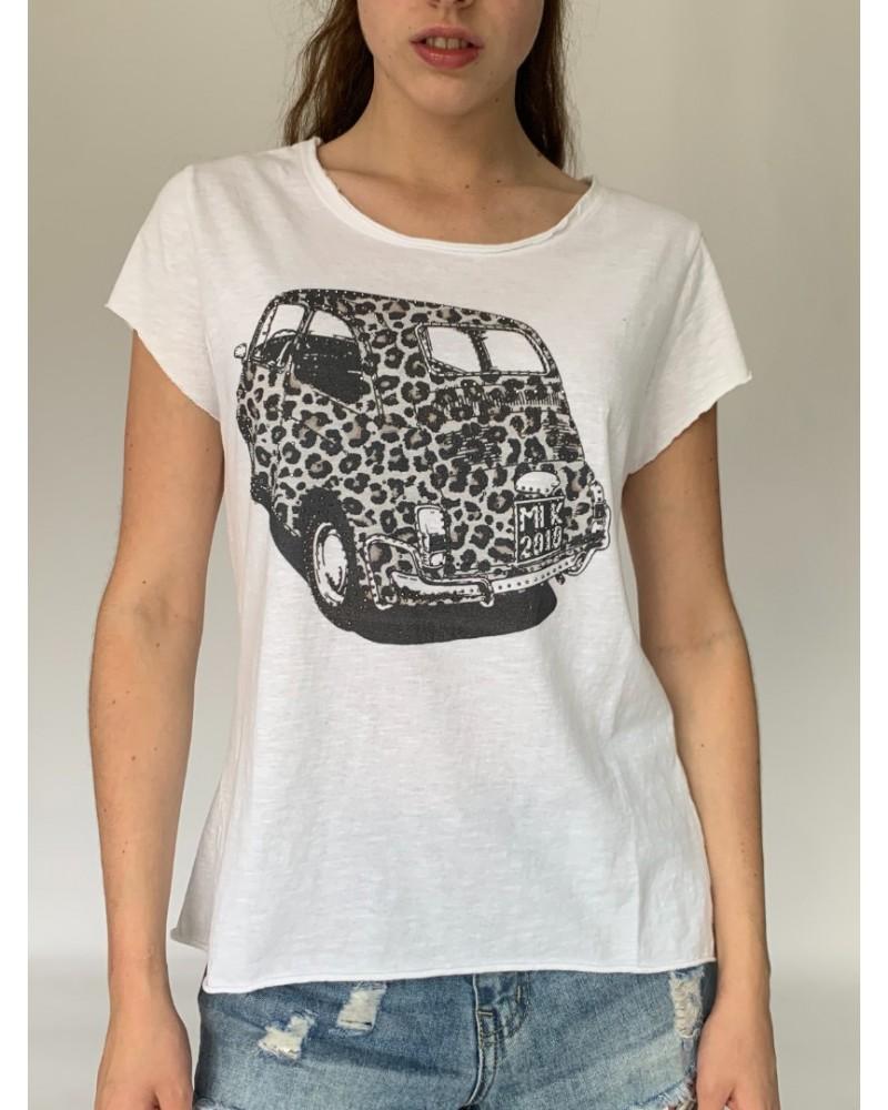 Animal Taxi Sparkle T-Shirt