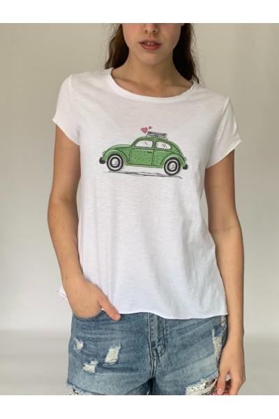 Beetle Sparkle T-Shirt