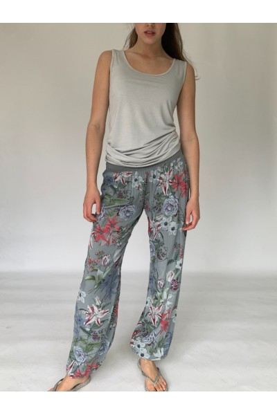 Light Grey Lilly Slouchies