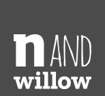 N and Willow Logo